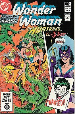 Wonder Woman Comic Book #281, DC Comics 1981 VERY FINE/NEAR MINT