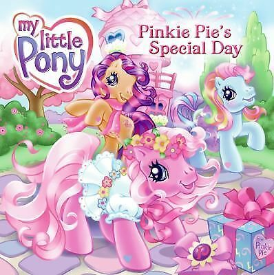 8 X 8 My Little Pony - Pinkie Pies Special Day (2009) - Used - Trade Paper