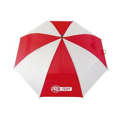 Pro-Tekt Golf Dual Canopy Umbrella (Red / White)