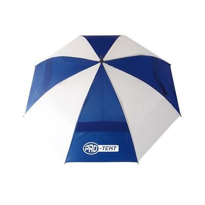 Pro-Tekt Golf Dual Canopy Umbrella (Blue / White)