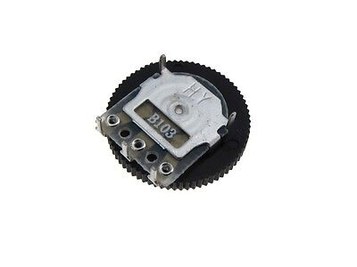 10K Ohm Thumbwheel Potentiometer Pack of 5