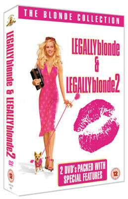 Legally Blonde/Legally Blonde 2 DVD (2004) Reese Witherspoon