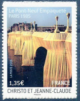 Stamp  / Timbre France Adhesif Neuf N° 338 ** Le Pont Neuf Paris Cote 27 €