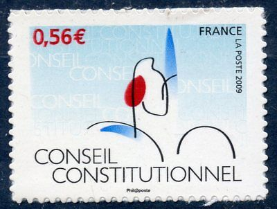 Stamp  / Timbre France Adhesif Neuf N° 337 ** Conseil Constitutionnel