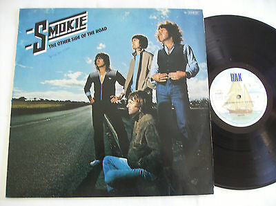 SMOKIE The Other Side Of The Road Vinyl Lp   1979