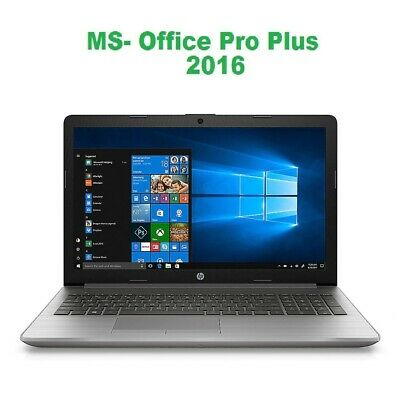 "15,6"" Notebook HP 255 G6 E2-9000E 2x2,0Ghz 4GB 1TB HDD Win 10 Pro MS Office 2013"