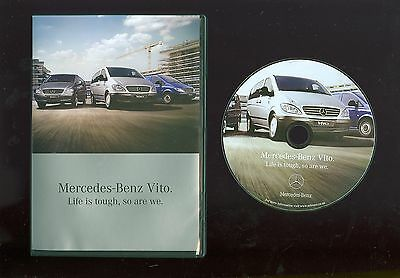 Mercedes Vito Promotional Dvd