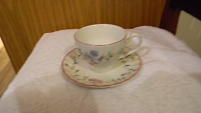 Johnson Brothers ' Summer Chintz ' Teacup And Saucer