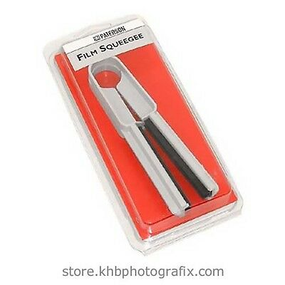 New Paterson Darkroom Film Wiper / Squeegee