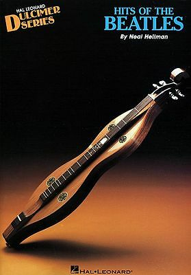 Hits Of The Beatles Mountain Dulcimer Song Book
