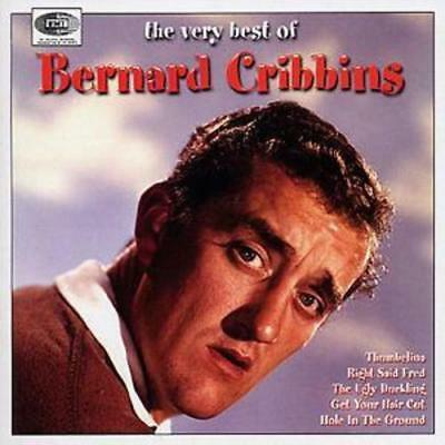 Bernard Cribbins : The Very Best of Bernard Cribbins CD (2004)***NEW***