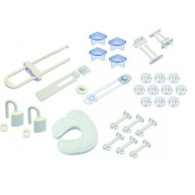 Kindersicherungen Starter-Set BS 877 28-tlg.