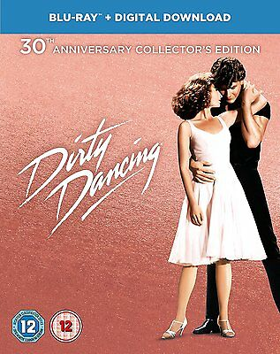 DIRTY DANCING 30th Anniversary Collection BLURAY in Inglese NEW .cp