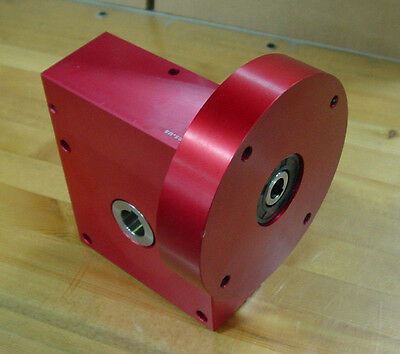 OnDrives Gearbox Gear Drive Box Right Angle 5:1 ratio S-043325/1/002 PF60-5