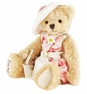 "HERMANN SPIELWAREN ""Kara"" Bear. Limited Edition. Brand New with Tags."
