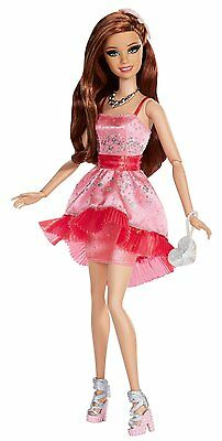 LOT 15796 | Barbie Puppe CCM04 Party-Moden Fashionista Teresa Mattel NEU in OVP