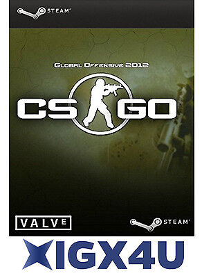 ★ Counter Strike Global Offensive PC CD Key / CSGO Steam Key Download VPN Code ★