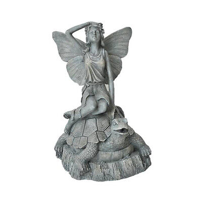 Juniper Pond Fairy – Outdoor Garden Water Feature Statue Fountain Spitter