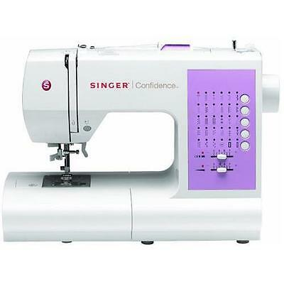 Singer 7463.CL Confidence Electric Sewing Machine,30 Stitches,w/(2) buttonhole.