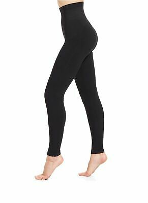 Ladies Shape Up Shapewear High Waist Slimming Control Bum Lift Leggings *S-3XL