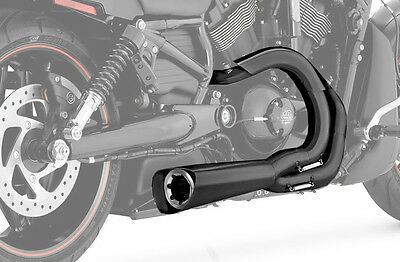 Vance & Hines Competition Series 2 Into 1 Exhaust For Harley V-Rod 75-113-9