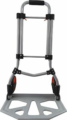 Foldable Heavy Duty Industrial Hand Trolley / Barrow / Cart up to 100kg TESTED