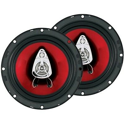 BOSS AUDIO CH6530 Chaos Series Speakers (6.5, 300 Watts) BOSCH6530 NEW
