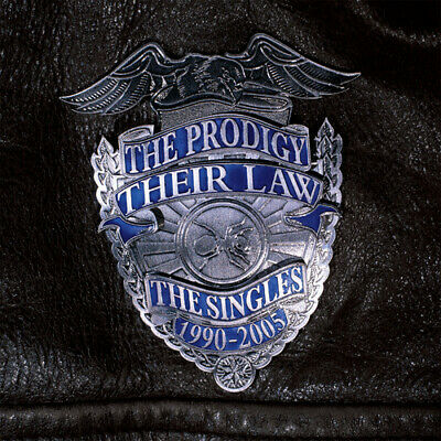 The Prodigy : Their Law: The Singles 1990-2005 CD (2005) ***NEW*** Amazing Value