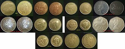 St Helena & Ascension 1 Penny 2, 5, 10, 20, 50 Pence & 1 Pound Choose your coin
