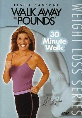 Leslie Sansone - Walk Away the Pounds: 30 Minute Walk~New~2 Mile Walk Equivalent