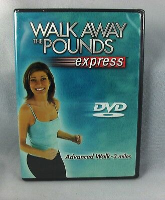 Leslie Sansone Walk Away the Pounds Express 3 Mile~New~51 Minutes