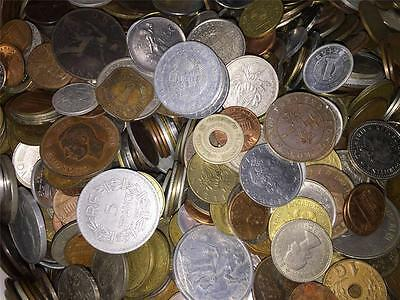 5 Tonne Lot of  World Coins selling by the Kilo - Free Shipping in Australia!