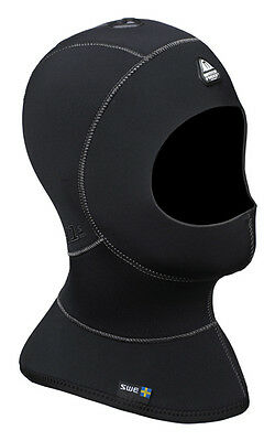 Waterproof - H1 3/5mm or 5/7mm Neoprene Dive Hood for Cold Water Conditions