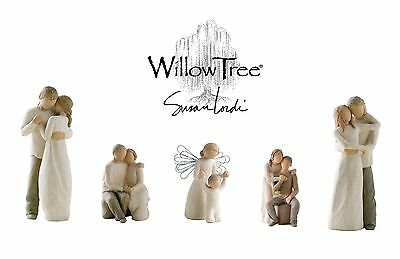 Willow Tree Figurines, Figures & Ornaments. Angels, Couples & Love Collection