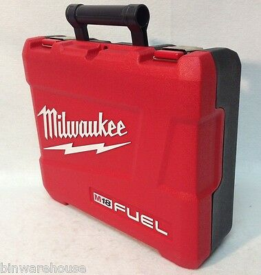 NEW Milwaukee 2654-20 2655-20 2653-20 Brushless FUEL IMPACT Wrench CASE ONLY
