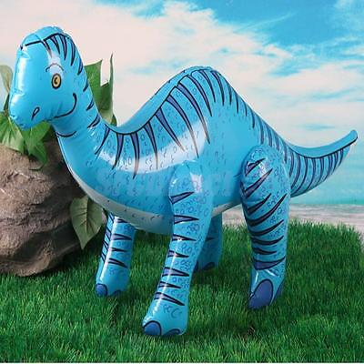 76CM Brachiosaurus Inflatable pool Beach Toy Party Favours kid Blow Up Dinosaur