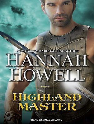 Highland Master 19 by Hannah Howell (2014, MP3 CD, Unabridged)