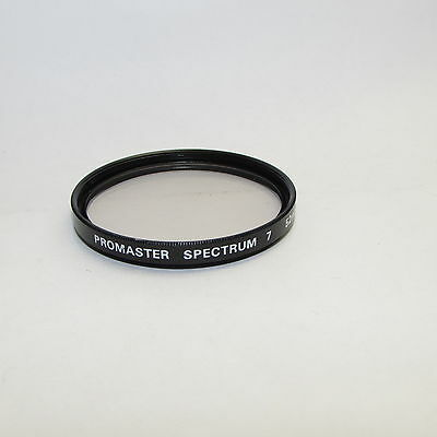 Used Promaster Spectrum 7 52mm 1A Lens Filter Made in Japan S311415