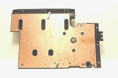 07 Audi A4 B7 Cabriolet Empty Rear Antenna Gps Module Bracket Mounting Plate Oem