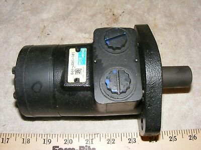 "Eaton Char-Lynn 101-1037-009 NEW Hydraulic Motor 1"" shaft"