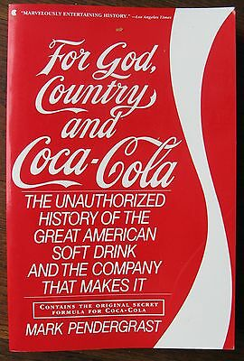 For God, Country and Coca-Cola by Mark Pedergrast. With original secret formula