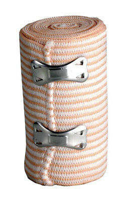 FIRST AID ONLY M698 Bandage, Flesh, No, Elastic