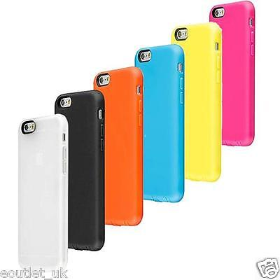 SwitchEasy Numbers TPU Case Cover for iPhone 6 Plus 5.5 inch NEW Various Colours