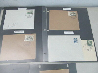 Nystamps Israel Advanced Forerunner stamp cover collection !