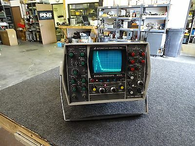 Automation Industries M90 Reflectoscope 50B2150 Ultrasonic Flaw Detector