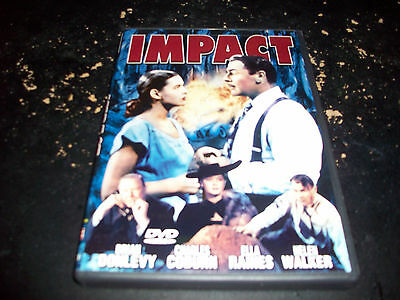 CLASSIC THRILLER MOVIE: IMPACT!! USED & IN EXCELLENT CONDITION!!! BRIAN DONLEVY!