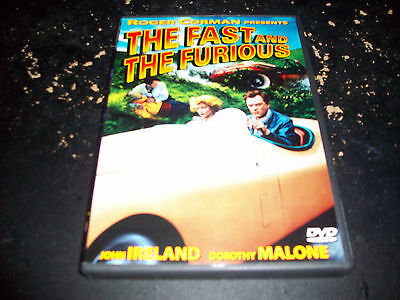 CLASSIC 1954 MOVIE: THE FAST & THE FURIOUS!! USED & IN EXCELLENT CONDITION!!!!!!
