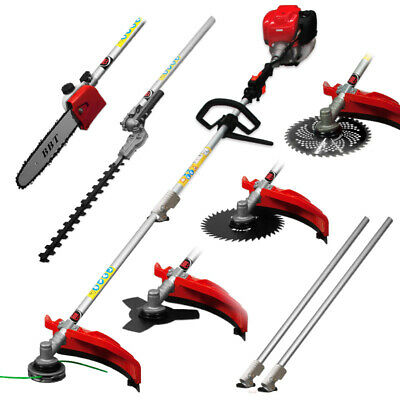MULTI TOOLS Hedge Trimmer Brush Cutter Pruner Pole Chainsaw Trimmer 4stroke BBT