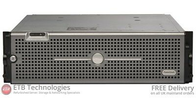 Dell PowerVault MD3000i - 15 x 146GB 15k SAS, Dell Enterprise Class HDD, Rails
