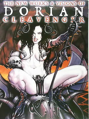 Artbook The New Works and Visions of Dorian Cleavenger New